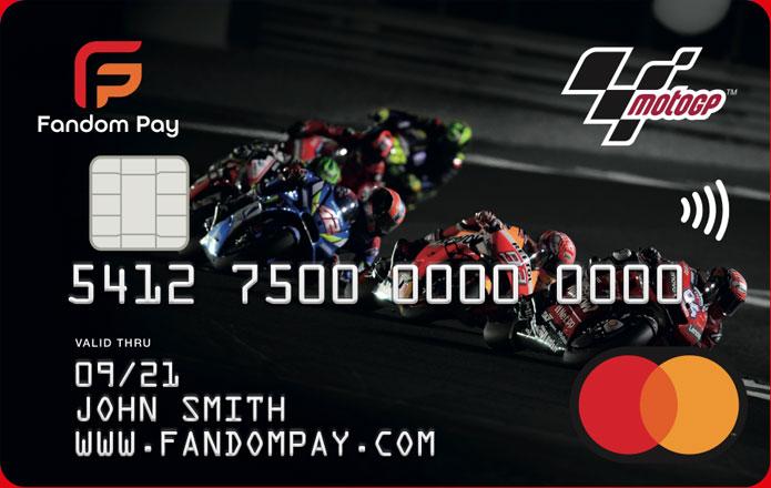 La Mastercard Fandom Pay MotoGP